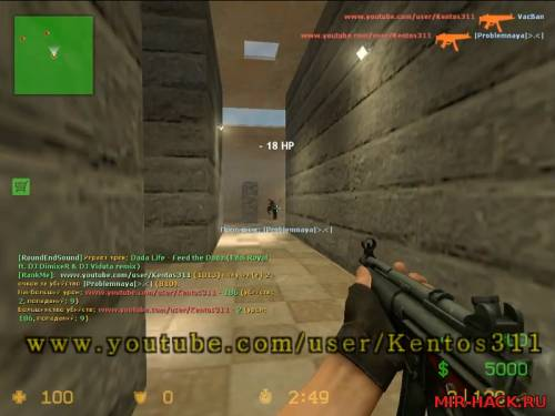 NEW CFG BY REALITY для CSS V34