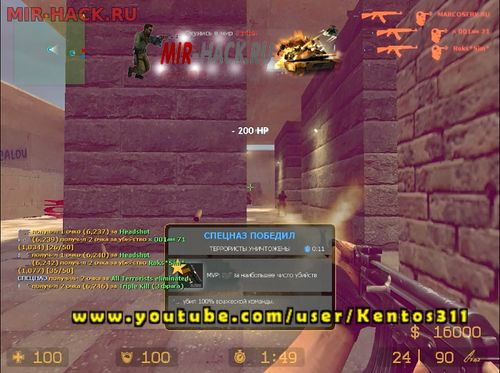 PRIVATE CFG BY Qsy для Steam CSS