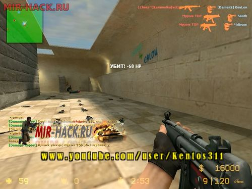 PRIVATE cfg by !Attacker для CSS V34